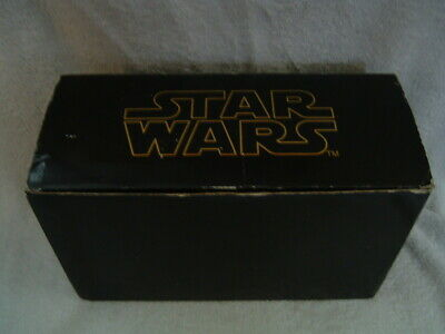 Fossil Star Wars Stormtrooper Helmet Case For 2003 Limited Edition Watch W/ Box