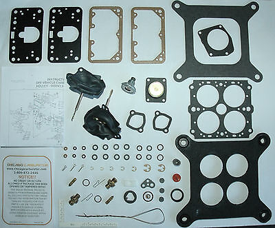 "1973-74 76-77 CARB KIT CHEVY GMC FORD TRUCKS 366 475 477/"" HOLLEY 4 BARREL W-GOV"