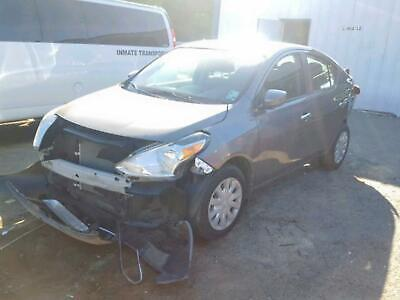 2018 Nissan Versa Driver Left Roof Airbag Only 4Dr Only Oem