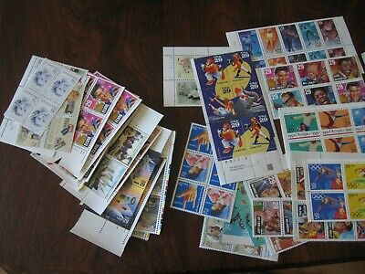 Us Postage Mint Stamps Very Good Condition-300 29Cent Mint Stamps Fv 87.00