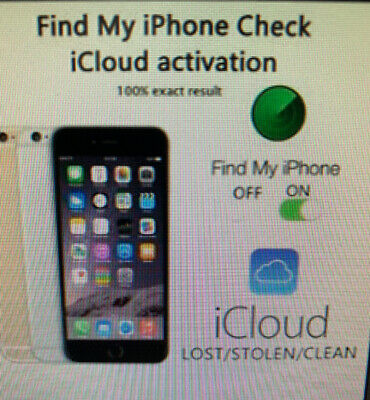Instant Check iCloud Status By Imei or Serial iPhone iPad Apple Watch iPod
