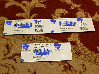 Stone Mountain Park All-Attraction Pass 2 Tickets + 1 Parking Exp 10/31/19