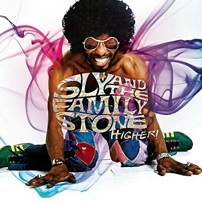 Sly and The Family Stone - Higher! [CD]