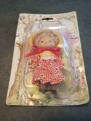 Holly Hobbie Doll In Box - 1997 - Red