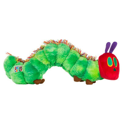 NEW World Of Eric Carle Very Hungry Caterpillar Soft Toy