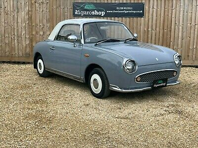 Lapis Grey Low Mileage Figaro