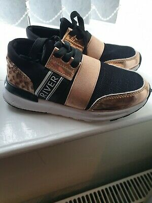 River island Girls Trainers Size 29