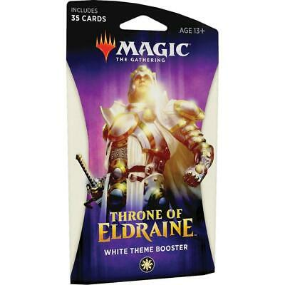 Magic: The Gathering - Throne of Eldraine Black Theme Booster - White