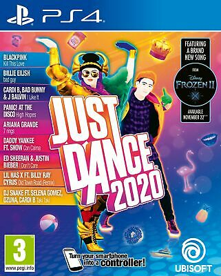 Just Dance 2020 (PS4) Free UK P&P Brand New & Sealed UK PAL