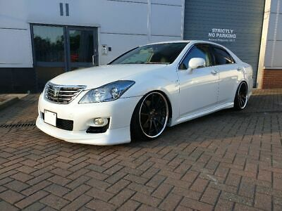"Toyota Crown hybrid on Coilovers,Ssr 20"" jdm,BMW, Benz,track car,jdm,px,drift"
