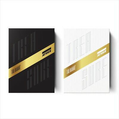 Ateez - Treasure Ep.Fin : All To Action (1st Album) CD+Photocard+Post Card NEW