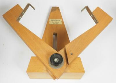 Swiss Made Bergeon Clock Testing Stand 30044 Clockmakers Movement Test Stand