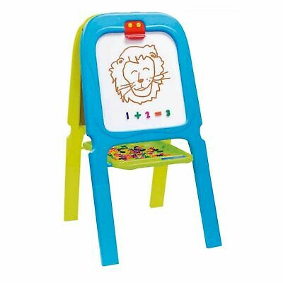 Chad Valley Double Sided Easel 3+ Years,Accessories Included,Size H107cm,NEW