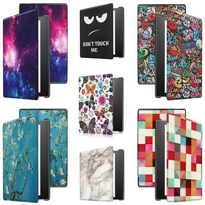 Pattern Cover Case for Amazon Kindle Oasis 9th 10th Generation ONLY 2017 2019
