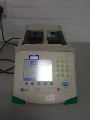 BioRad iCycler Thermal Cycler PCR + iCycler Well Reaction Model Lab