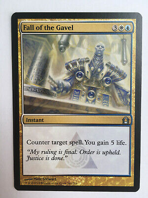 MTG Fall of the Gavel Near Mint/ Mint Instant Return to Ravnica English