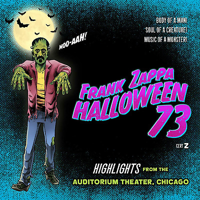 Frank Zappa - Halloween 73 New CD - Released 25/10/2019