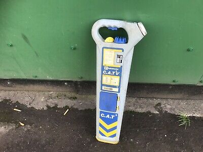 Cat 3 Radiodetection Cable Locator Cat Scanner Gwo
