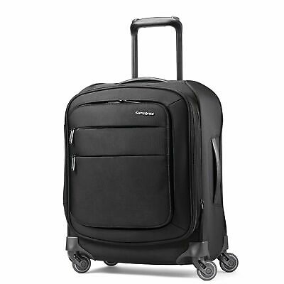 "Samsonite Flexis 19"" Spinner Softside Luggage w/Quick Change Pocket - NEW w/tags"