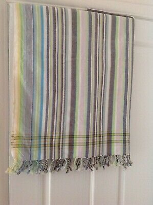 Turkish Towel 100% Cotton  Yoga, Beach, Spa, Gym, Sarong New