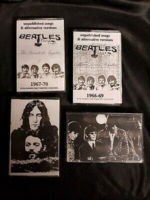 The Beatles Complete Rooftop Concert sweet apples Twickenham studios cassettes