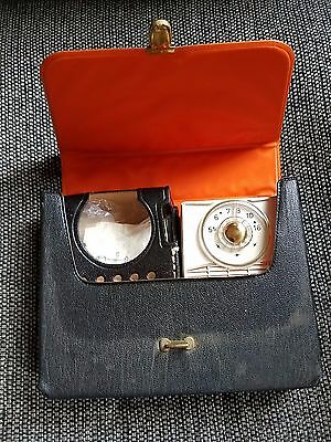 Vintage RCA Victor Model 3 RH10 Transistor Radio with case and earphones- Tested