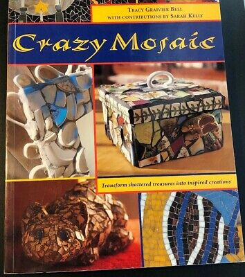 Crazy Mosaic By Tracy Graivier Bell