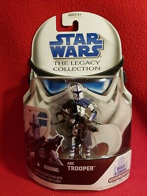 2008 Star Wars Legacy Collection: ARC Trooper (BD 53) HK-47 Droid Factory part