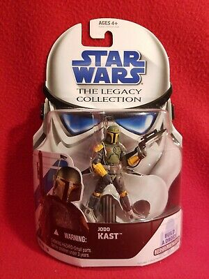 2008 Star Wars Legacy Collection: Jodo Kast (BD 18) 5D6-RA7 Droid Factory part