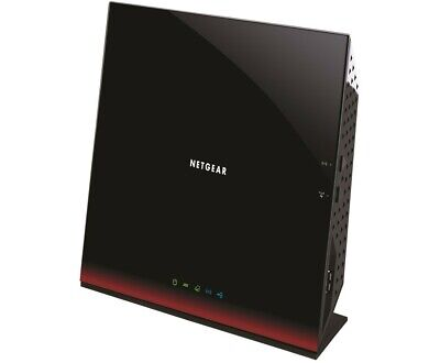 NETGEAR D6300 AC1600 ADSL2+ Wireless Dual Band Gigabit WiFi Modem Router In Box