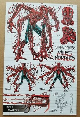 Absolute Carnage Miles Morales #1 Young Guns Doppelganger Variant Comic