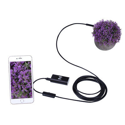 NEW 200W HD Wifi Mobile Phone Endoscope Waterproof Android Apple Universal bn4s