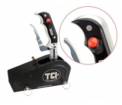 TCI 618008 Shifter Grip Kit with Micro-Switch Button/Bolt-On/Outlaw