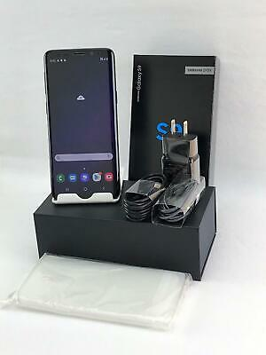 Samsung Galaxy S9 SM-G960U 64GB Black! GSM Unlocked Device!