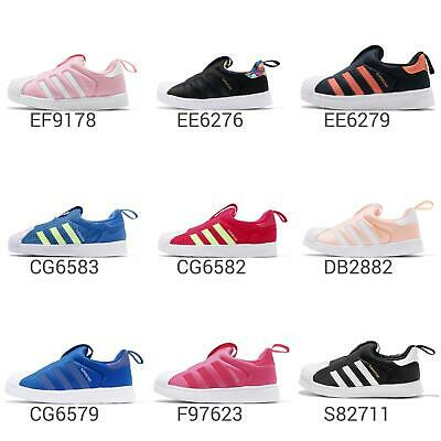 adidas Originals Superstar 360 I Laceless Baby Infant Toddler Shoes Pick 1
