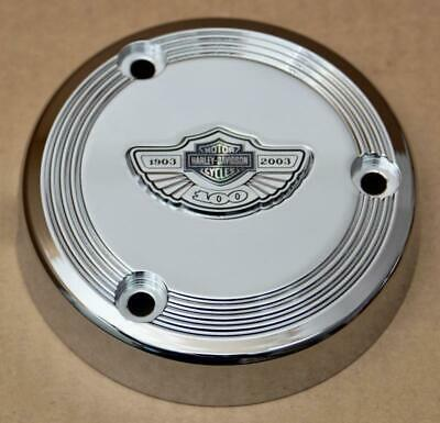 Harley original 100 th Anniversary Kupplungszylinder Clutch Cover chrome V-Rod