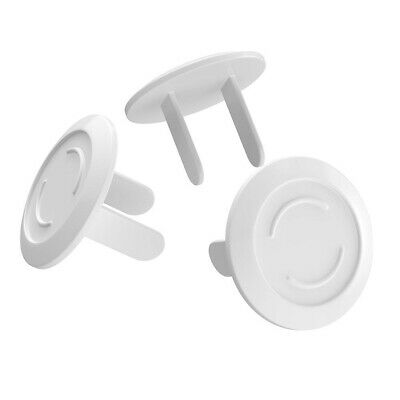 40Pcs Baby Safety Sower Socket Protection Cover Insulation Hole Safety Caps CA