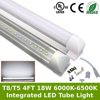 LED Tube Connector Cords Cable T8 T5 Integrated 1ft 30cm 3.28ft 50cm 100cm RD800