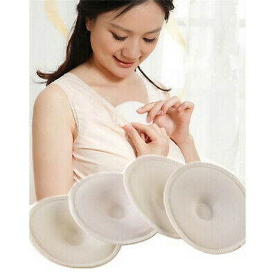 Washable Breathable Absorbency Breast Pads Anti-overflow Maternity Nursing Pad