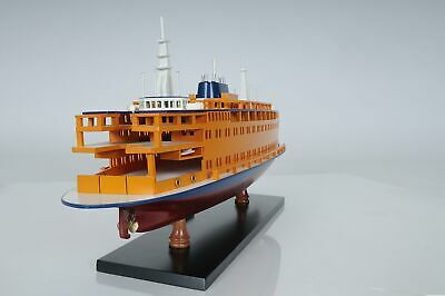 Staten Island Ferry Boat  Model Display