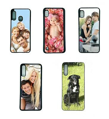 Personalised Phone Case Custom Photo Hard Cover For Samsung A10, A20, A50, A70