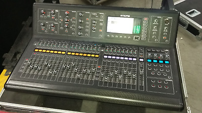 Midas M32 Digital Console for Live and Studio with 40 Input Channels Mixer