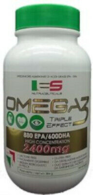 IES Nutraceuticals Omega 3 Triple Effect