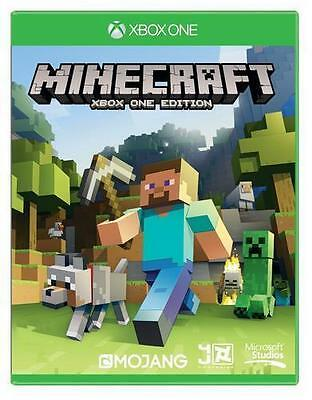 Minecraft: Xbox One Edition Includes Favourites Pack