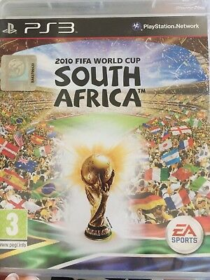 2010 FIFA World Cup South Africa (Sony PlayStation 3, 2010)