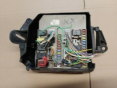 Renault Modus Clio 2007 Fuse Box Unit Module Genuine