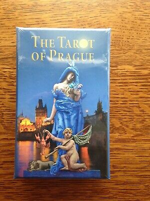 Tarot of Prague 3rd Edition New and Sealed