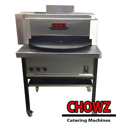 """Brand New Commercial Automatic Rotary Tandoor Oven/ Roti Naan Oven 30"""" Disc"""