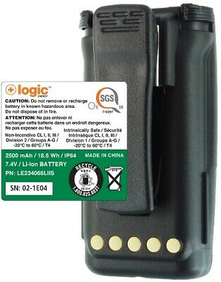 Two Way Radio Replacement Battery for Harris BT-023406-006 by Power Products