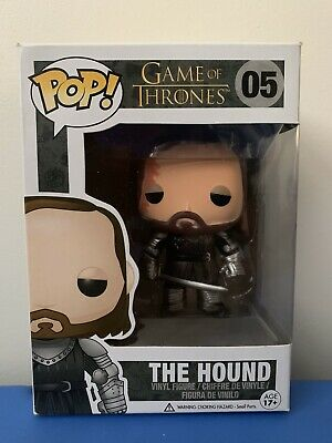 Funko Pop Game Of Thrones The Hound
